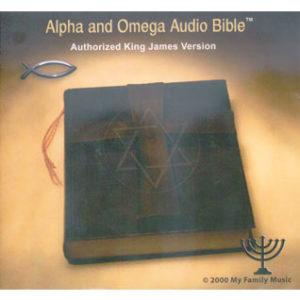Alpha and Omega Audio Bible